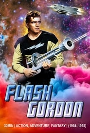 Poster Flash Gordon 1955