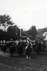 Revue à Longchamp : arrivée de M. le président Félix Faure