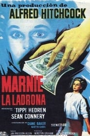 Marnie, la ladrona en cartelera