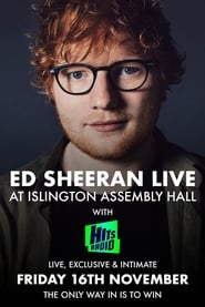 Ed Sheeran - Intimate Live Gig at Islington Assembly Hall 2018