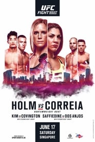 UFC Fight Night 111: Holm vs. Correia streaming