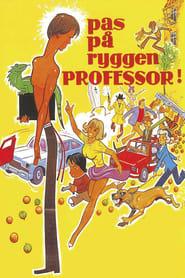 Pas på ryggen, professor!