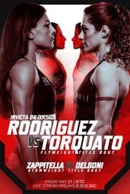 Invicta FC on AXS TV: Rodríguez vs. Torquato (2021)