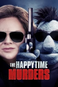 The Happytime Murders Official Movie Poster