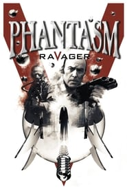 Poster for Phantasm: Ravager