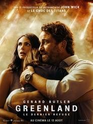 Poster Greenland - Le dernier refuge 2020