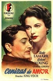 Cenizas de amor 1941