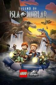 Poster LEGO Jurassic World: Legend of Isla Nublar 2019
