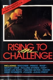 Poster Rising To The Challenge 1987