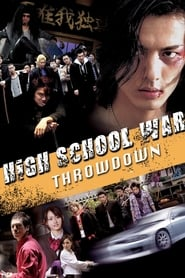 فيلم High School Wars: Throwdown! مترجم