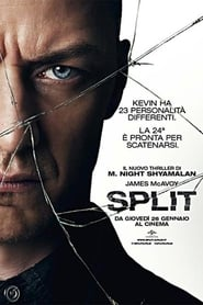 Guarda Split Streaming su FilmSenzaLimiti