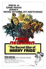 Poster The Secret War of Harry Frigg 1968