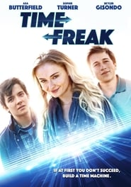 Watch Time Freak (2018) Fmovies