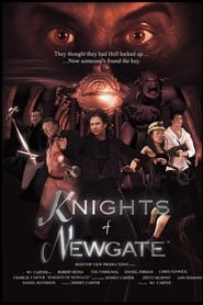 Knights of Newgate (2021) poster