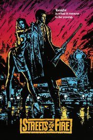 Poster Streets of Fire 1984