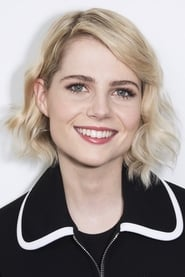 Portrait of Lucy Boynton