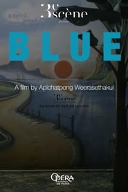 Poster Blue