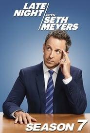 Late Night with Seth Meyers: Season 7