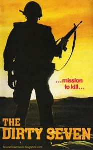 Poster The Dirty Seven 1982