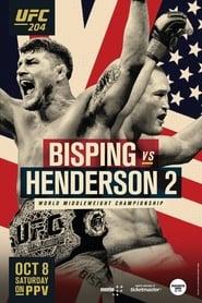 UFC 204: Bisping vs. Henderson 2 (2016)