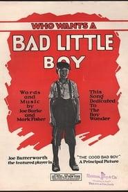 The Good Bad boy 1924