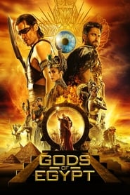 Poster for Gods of Egypt