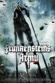 Poster Frankenstein's Army 2013