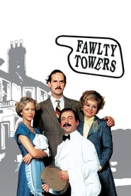 Poster Fawlty Towers 1979