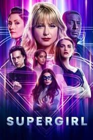 Poster Supergirl 2021