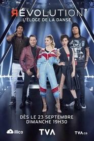 Poster Dance Revolution - Season 1 2019