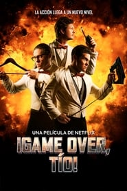 Imagen ¡Game Over, Man! 1080p WEB-DL Latino – Ingles