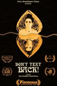 Don't Text Back [2020]