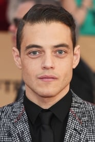 Portrait of Rami Malek