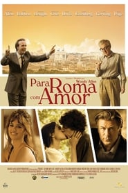 Poster de To Rome with Love (2012)