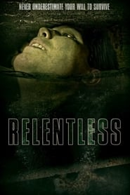 Relentless (2020) poster