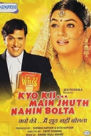 Kyo Kii… Main Jhuth Nahin Bolta (2001) Hindi WEB-DL 480p & 720p | GDRive