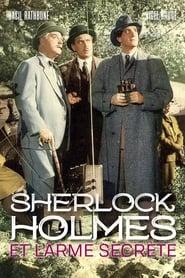 Regarder Sherlock Holmes et l'Arme secrète