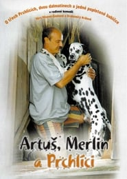 Artuš, Merlin a Prchlíci plakat