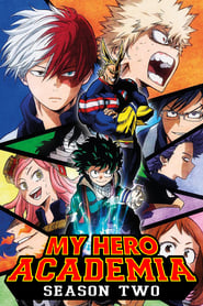 My Hero Academia - Season 2 Episode 20 : Listen Up!! A Tale from the Past Season 2