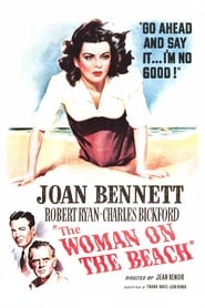 Poster for The Woman on the Beach