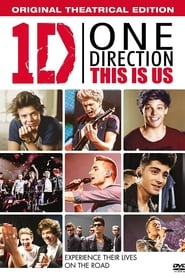 Poster One Direction: This Is Us 2013