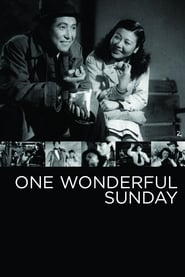 Roles Masao Shimizu starred in One Wonderful Sunday
