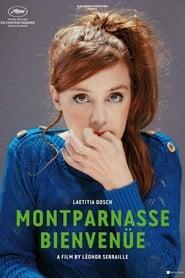 Poster Montparnasse Bienvenüe