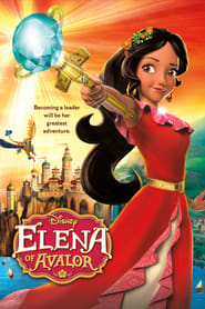 Poster Elena of Avalor 2020
