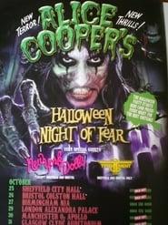 Alice Cooper: Halloween Night of Fear London 2011