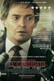 Poster de El candidato (2018)