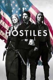 Poster de Hostiles: Violencia americana (2017)