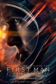 Poster de El primer hombre en la Luna (2018)