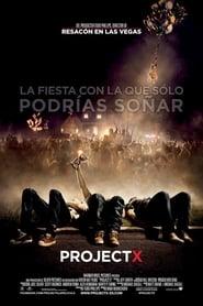 Poster de Proyecto X (2012)