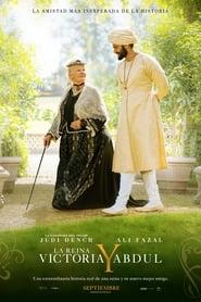Poster de La Reina Victoria y Abdul (2017)